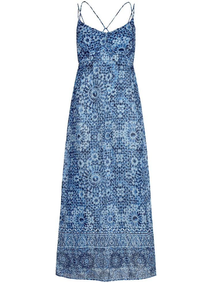 Klänning, Blå, Woman - KappAhl