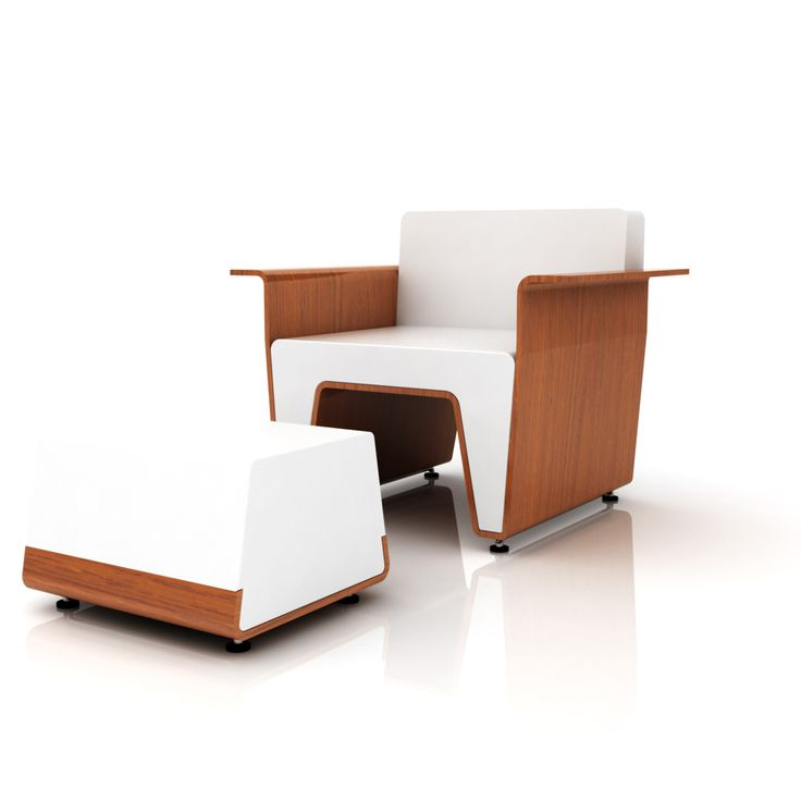 Small Space Furniture Ideas Part - 40: Waltz Lounge By Miso Soup Design