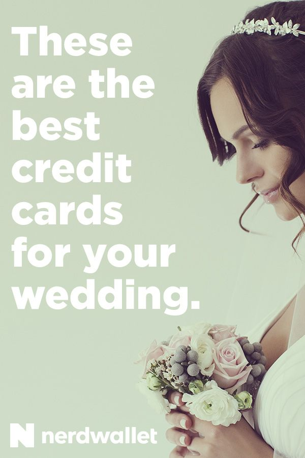 9 best Best Credit Cards For Getting Married images on ...