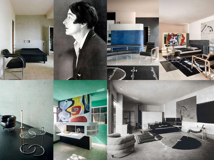 Эйлин Грей: модерн в архитектуре и предметном дизайне в 30-х