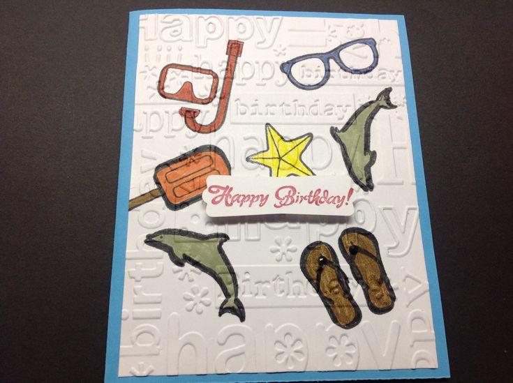Birthday card for Jonah (1) - Feb 2017