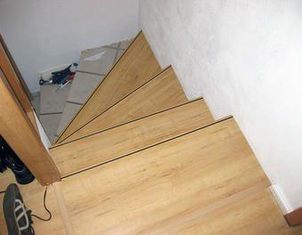 Treppe Mit Holz Verkleiden Wohnungseinrichtung Stairs Stairways
