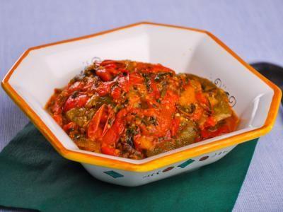 Les salades de la cuisine juive marocaine for Cuisine juive marocaine