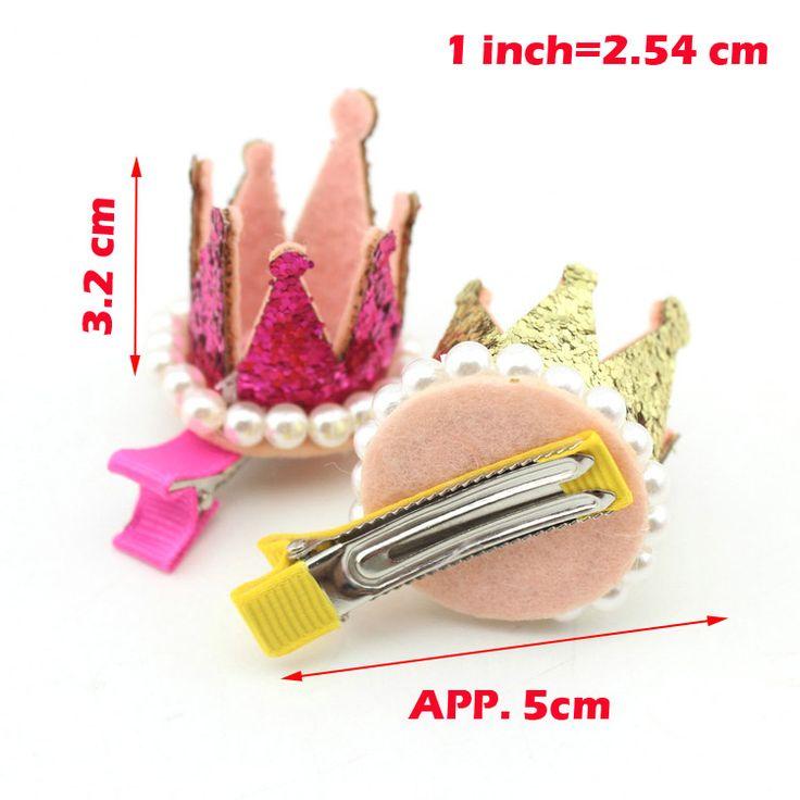 Новый дети девушки рождество Dacing ну вечеринку заколки корона жемчужина принцесса заколка лента, принадлежащий категории Аксессуары для волос и относящийся к Детские товары на сайте AliExpress.com | Alibaba Group
