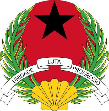 Stema Guineei-Bissau