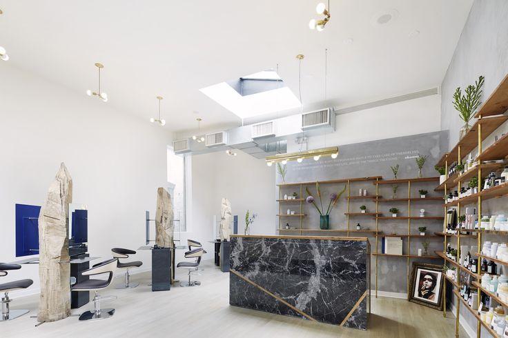 ION STUDIO NYC - Front Desk Area / First Floor