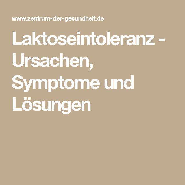 Laktoseintoleranz - Ursachen, Symptome und Lösungen