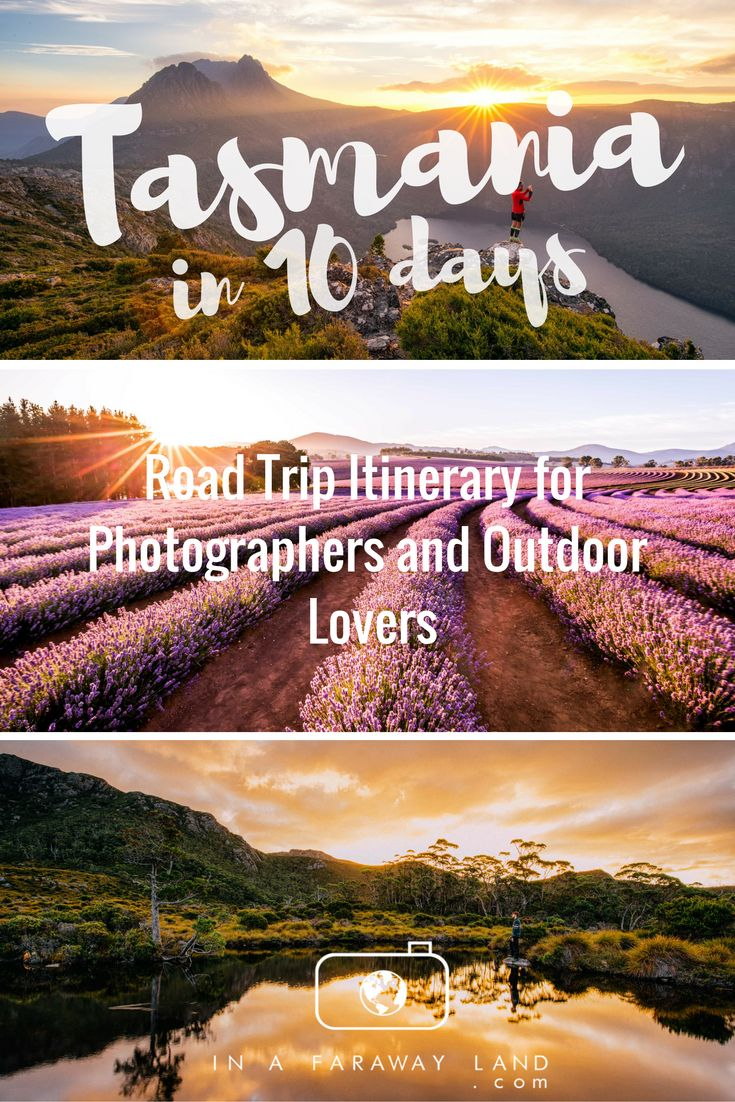 Tasmania in 10 days - Road Trip Itinerary for Photographers and Outdoor Lovers