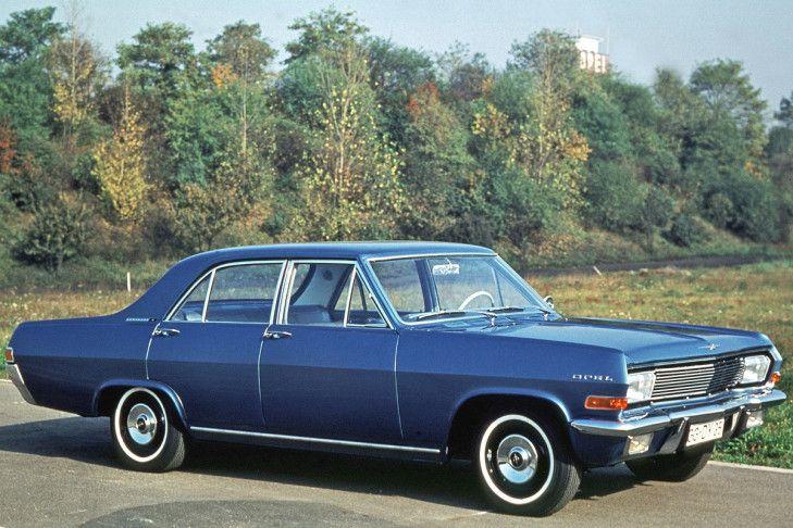 Das sind die Autos der 60erJahre Bilder autobild