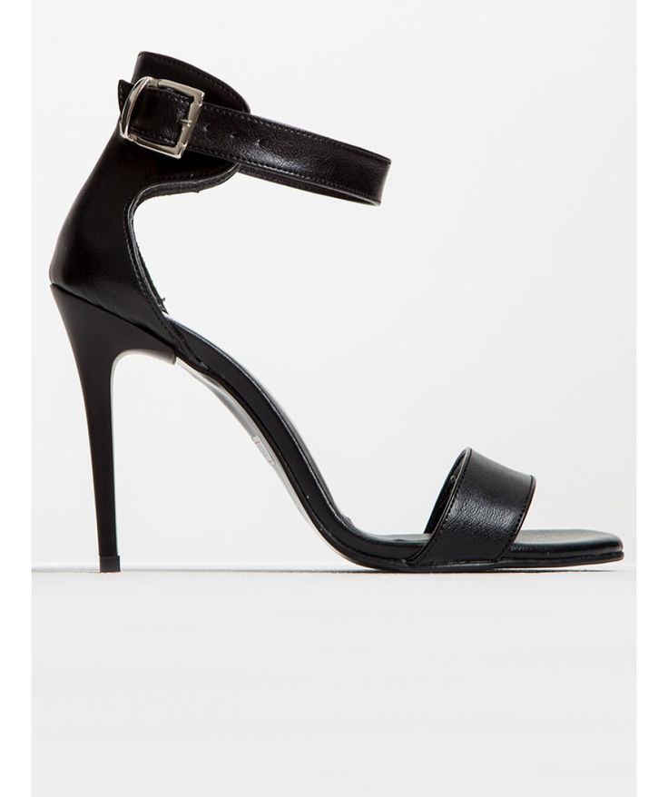 Dolce Vita Siyah Topuklu Sandalet