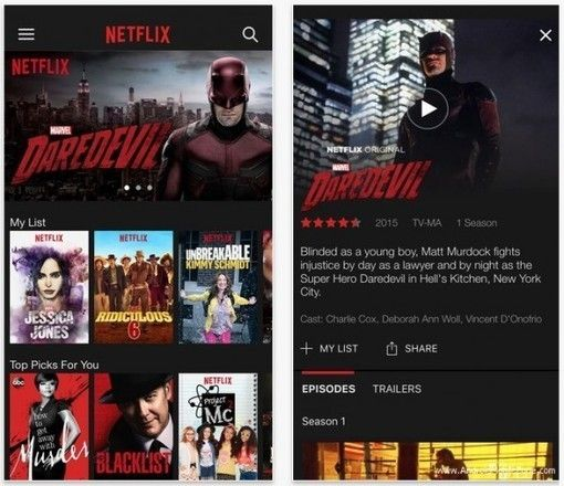 Netflix APK v5.9.0 build 24855 Android Application