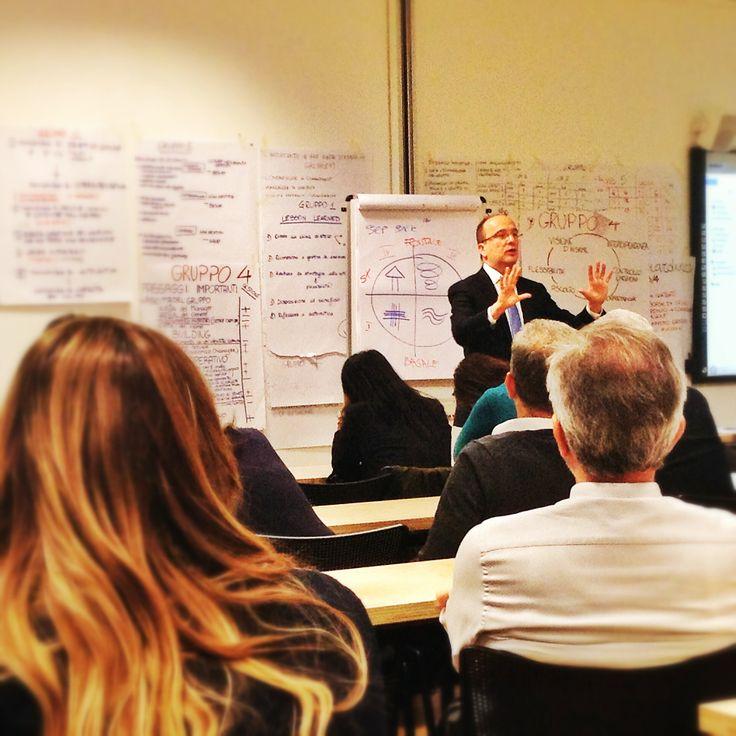 ISTUD Business School Speech by Agostino Santoni CEO @ Cisco Italia