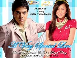 A Very Special Love (2008)   All Pinoy Films Online