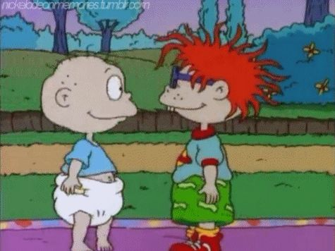 Pin for Later: What Does SJP's Extravagant Headpiece Remind You Of? Chuckie From Rugrats
