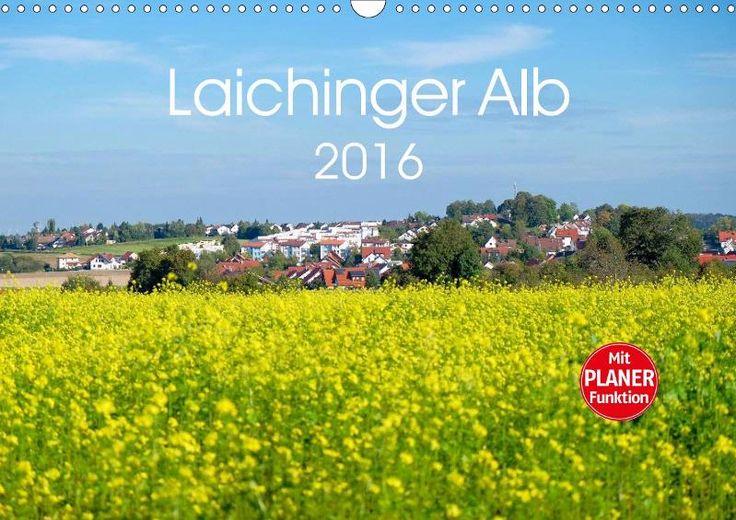 Laichinger Alb - CALVENDO