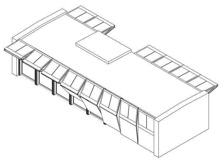 Solar Decathlon Europe 2014 - Team Rooftop (Facade)