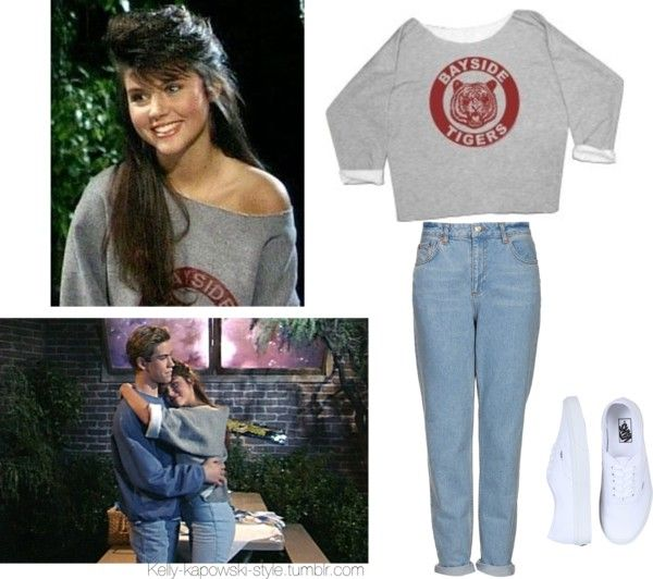 37 best halloween costume images on pinterest halloween ideas kelly kapowski casual links after the cut more white low top 90s outfit80s sciox Image collections
