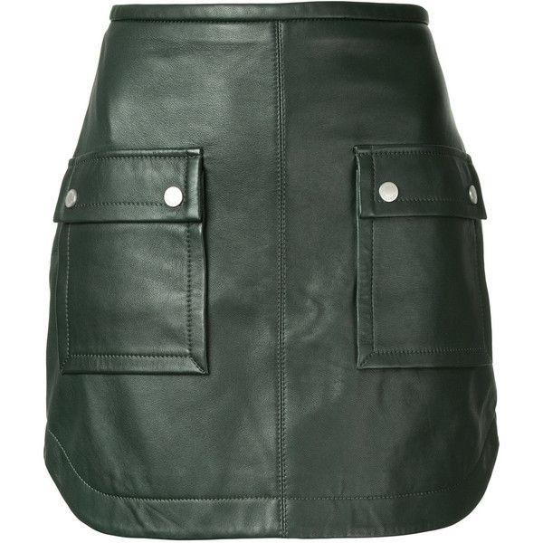 Manning Cartell Open Season mini skirt (8.739.890 VND) ❤ liked on Polyvore featuring skirts, mini skirts, black, manning cartell, short skirt and short mini skirts