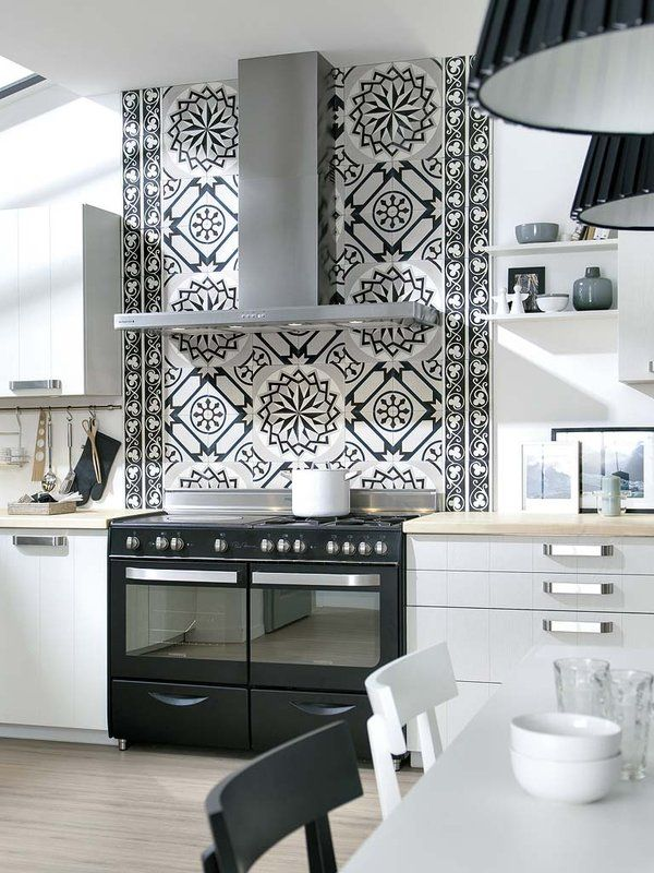 17 best ideas about blanco y negro on pinterest black for Cocinas en blanco y negro
