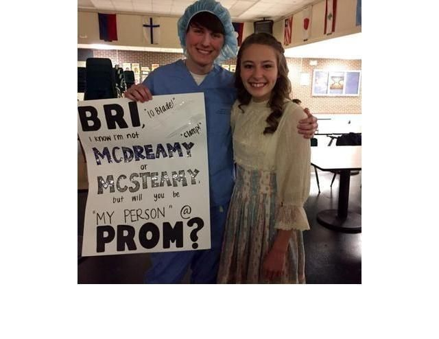 OMG!!!!!!!!!!!!THIS IS GOALS!!!!!!!!21 Insanely Cute Promposals No One Could Resist