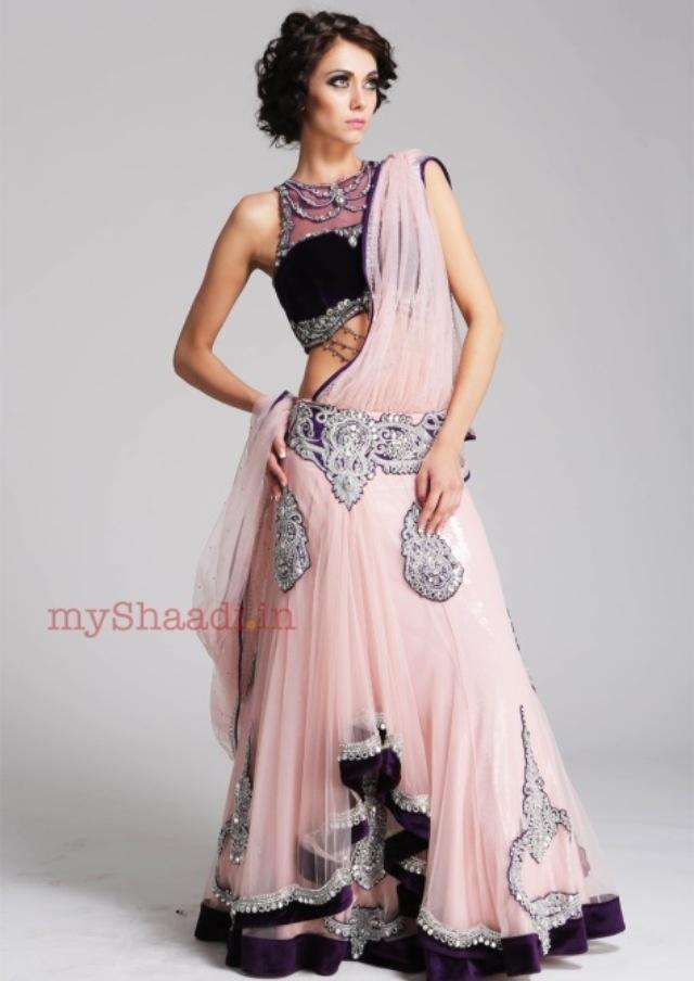 Indian Sweet 16 Dresses