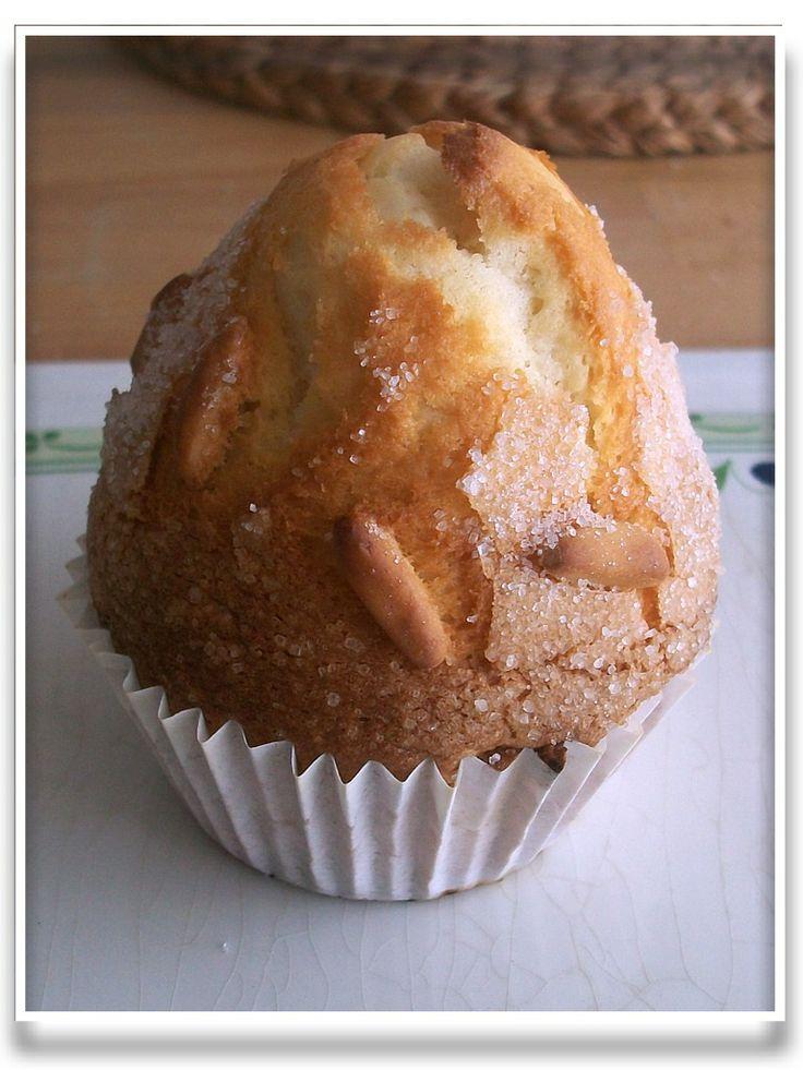 Mis dulces preferidos: MAGDALENAS DE XAVIER BARRIGA