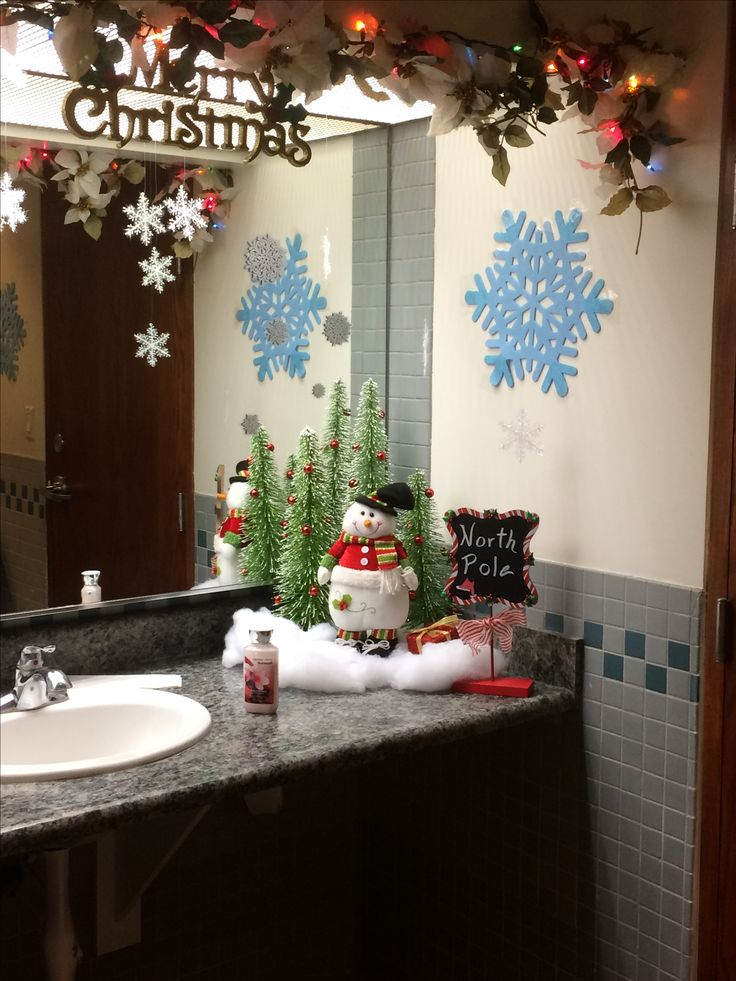 236 Best Images About Christmas Office Cubical Decorations