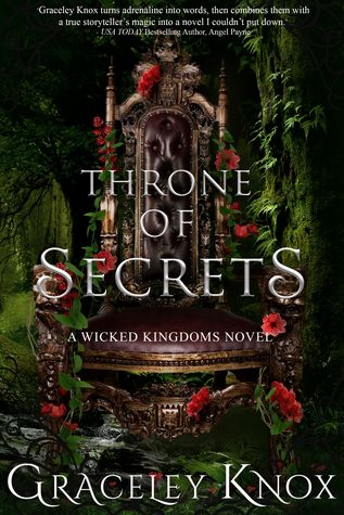 Throne Of Secrets By Graceley Knox October 24 2017 Book