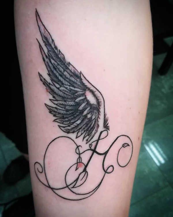 Tatuaż Skrzydeł Znaczenie Symbolika 84 Zdjęć Pomysł Na