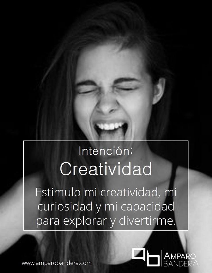 Intención: Creatividad: me emociono al explorar, descubrir, inventar, crear y…