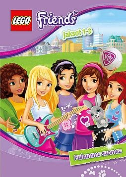 LEGO Friends 1 dvd 9,99€