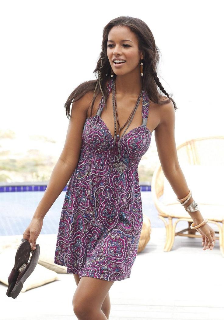 Strandkleid von LASCANA - Klick das Bild!