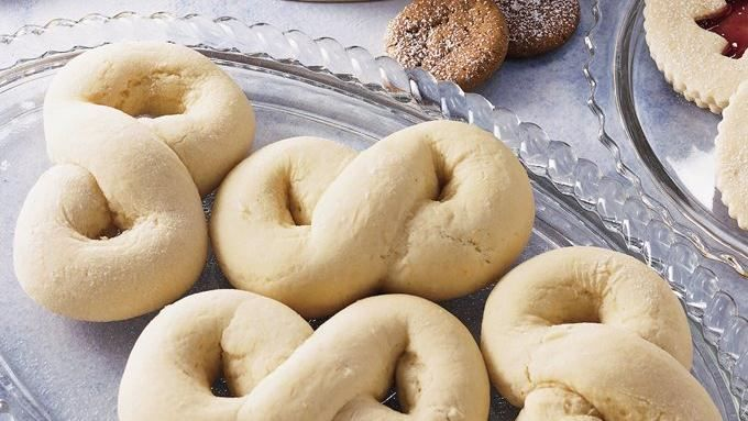 Bake these vanilla flavored Swedish cookies – a perfect dessert treat.