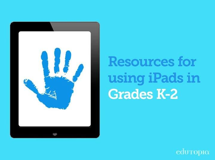 Tips, tools, and favorite finds for using iPads.