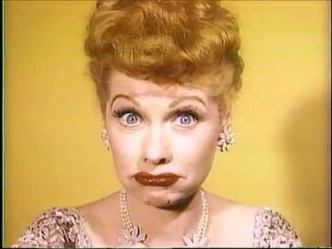 Still can't watch without crying... | Finding Lucy | Lucille Ball Documentary (PBS) - YouTube