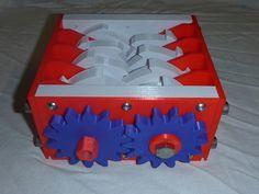 3ders.org - Inventor of FilaMaker creates a 3D printed PLA kitchen waste shredder | 3D Printer News & 3D Printing News