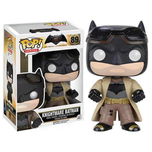 Funko Debuts New 'Batman v Superman' and 'Doctor Who' Pop! Figures