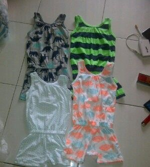 Jumsuit Carters 2 sd 4 T
