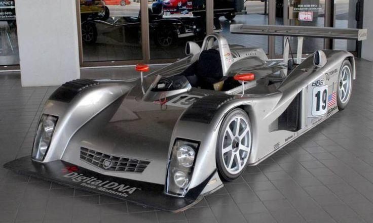 Cadillac Northstar LMP Race Car