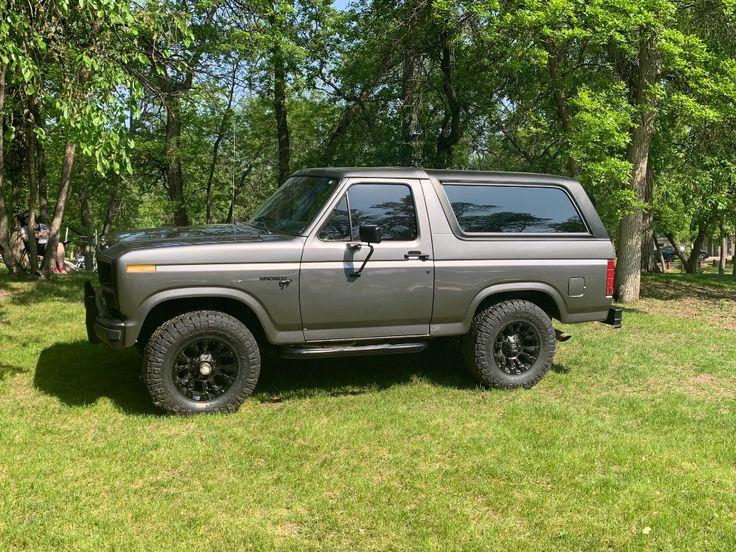 My Bronco Full Size Ford Bronco Forum in 2020 Bronco