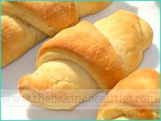This recipe Mrs. P's Yeast Rolls (Gluten Free) - The Baking Beauties | Gluten-Free Recipes