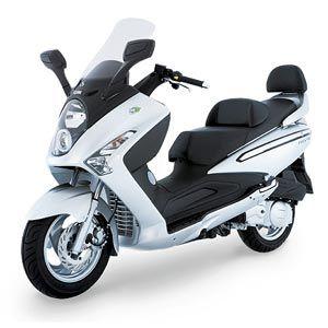 Honda motor scooter