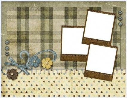 collage style cute photo frame 8