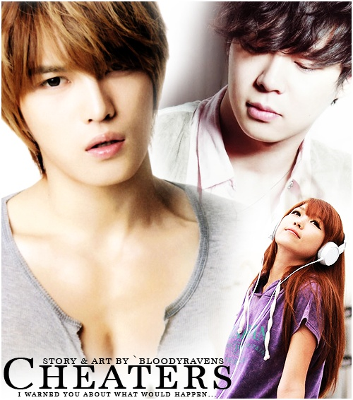 Another story idea I have. This story features Kim Jaejoong and Park Yoochun of DBSK. It also features my original character Hwang Aerin, who is illustrated by model/ulzzang Lee Eunhye/Jungroo.