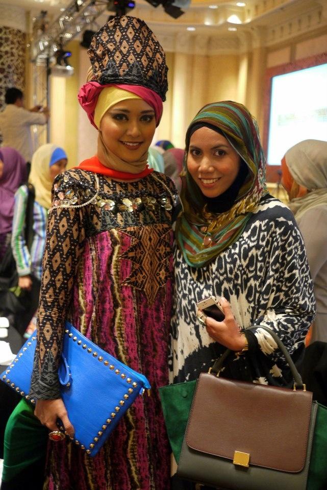 Ami Schaheera: EVENT: Islamic Fashion Festival 2012