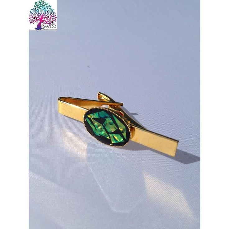 $15.00 Neck Art Tie Clip by NeckArt on Handmade Australia