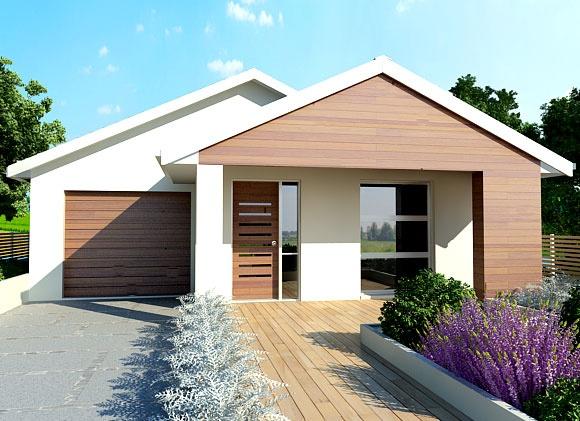 Sekisui House Australia Home Designs: Sitara 140 - Natural Facade. Visit www.localbuilders.com.au/builders_south_australia.htm to find your ideal home design in South Australia