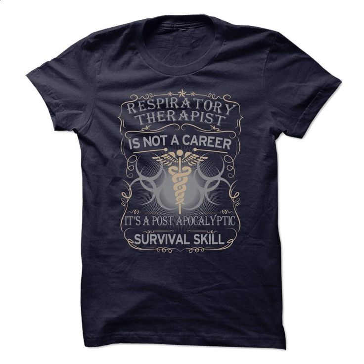 Respiratory Therapist Is Not A Career T Shirts, Hoodies, Sweatshirts - #make your own t shirts #hoodies womens. ORDER NOW => https://www.sunfrog.com/LifeStyle/Respiratory-Therapist-Is-Not-A-Career.html?60505