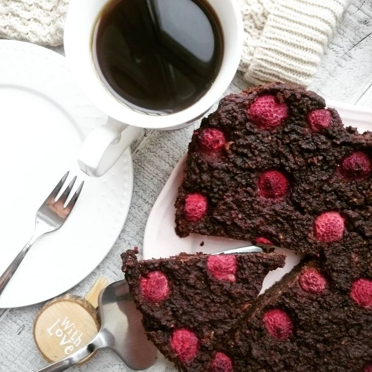 Fit jaglane ciasto czekoladowe