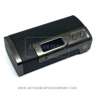 Sigelei 213W Temperature Control Variable Box Mod features an incredible 213w of power with dual 18650 batteries https://www.artisanvapor.co.uk/product/sigelei-213w-temperature-control-variable-box-mod/
